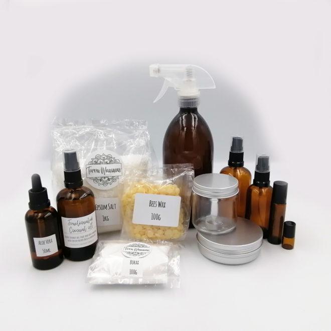 oil camp kit